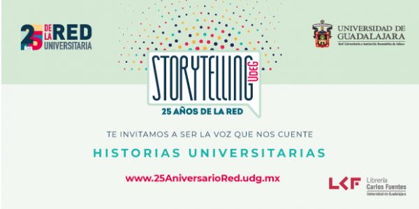 CUSUR - Storytelling: red de historias universitarias