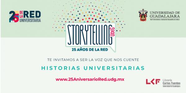 Centro Cultural Univeristario - Storytelling: red de historias universitarias