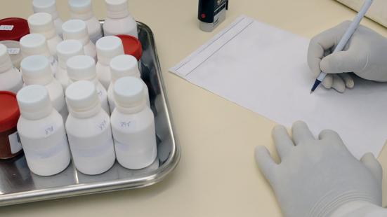 Química en las ciencias forenses
